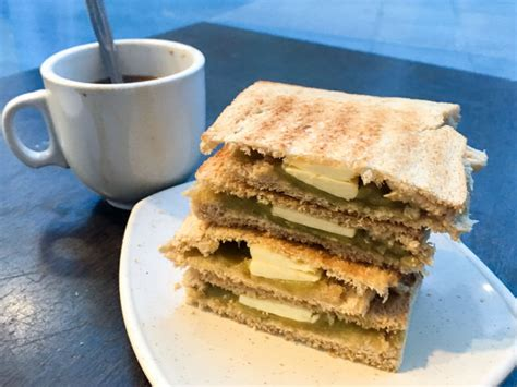 10 Kaya Toasts You Mustn't Miss If You're Born-And-Bread