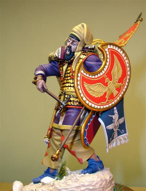 Persian Immortal by TrevLong · Putty&Paint