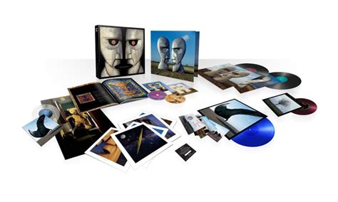 Pink Floyd – The Division Bell - 20th Anniversary Box Set