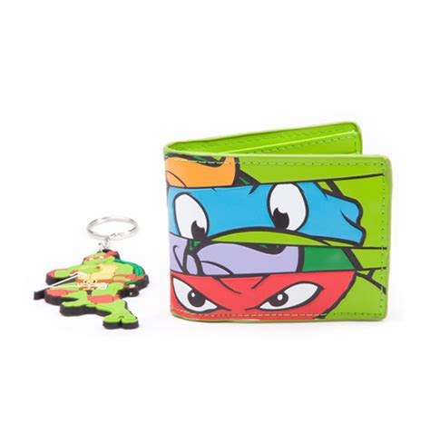 Buy TEENAGE MUTANT NINJA TURTLES (TMNT) Masks Bi-fold
