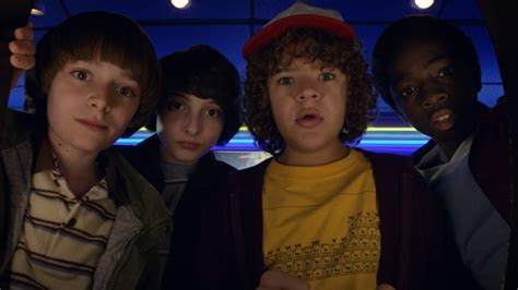 Review: The Darkness of Netflix's 'Stranger Things 2
