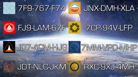 Destiny - All 29 Codes Plus a Free Upgrade! - YouTube