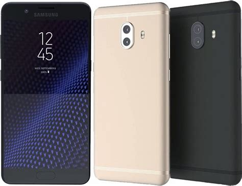 Samsung Galaxy C10 pictures, official photos