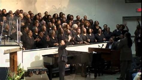 """""""I Really Love The Lord"""" Fellowship Chorale - YouTube"""