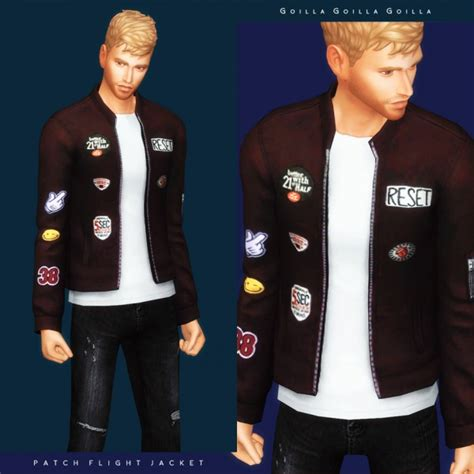 Gorilla: Maxis Match Collection • Sims 4 Downloads