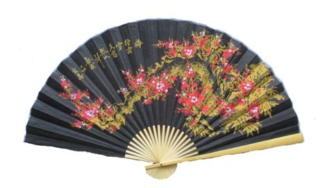 Eventail Chinois Decoration