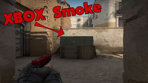 New Dust 2 Fast Xbox/Cat Smoke From T Spawn 64 & 128 Tick