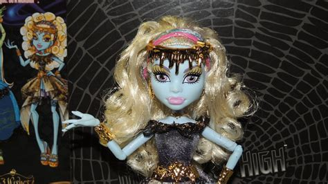 Monster High Abbey Bominable 13 Wishes Haunt the Casbah