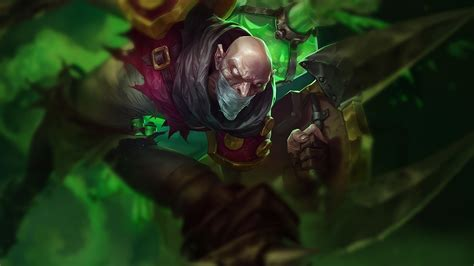 Singed | League of Legends Wiki | FANDOM powered by Wikia