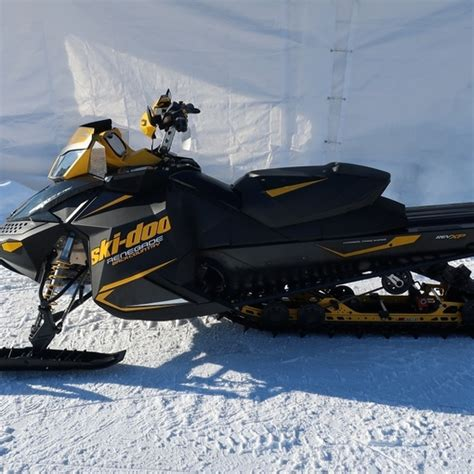 Ski-Doo MOTONEIGE D'OCCASION Renegade Backcountry 800ETEC
