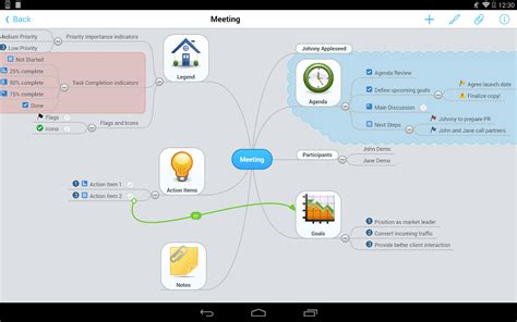 MindMeister - Mind Mapping - Android Apps on Google Play