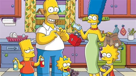 'The Simpsons' Helps My Family Connect with My Autistic