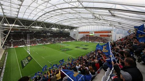 NZ's 21 Super Rugby stadiums – from best to worst | Newshub