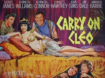 Carry On Cleo - Wikipedia