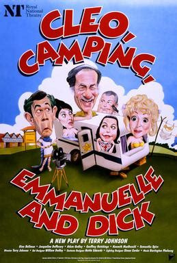 Cleo, Camping, Emmanuelle and Dick - Wikipedia