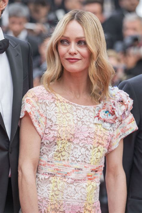 VANESSA PARADIS at 'Cafe Society' Premiere and 69th Cannes