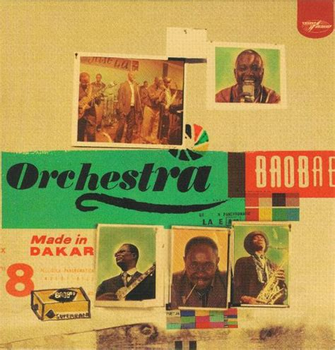Made in Dakar - Orchestra Baobab | Songs, Reviews, Credits