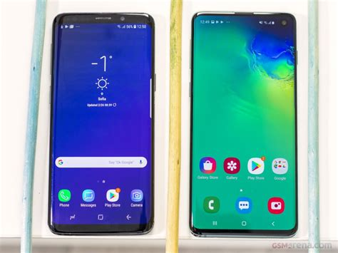 Samsung Galaxy S10 pictures, official photos