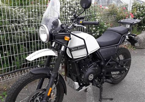 Location Royal Enfield Himalayan | Orléans | Easy Renter