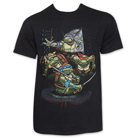 Buy Official TEENAGE MUTANT NINJA TURTLES Mean Group Shot