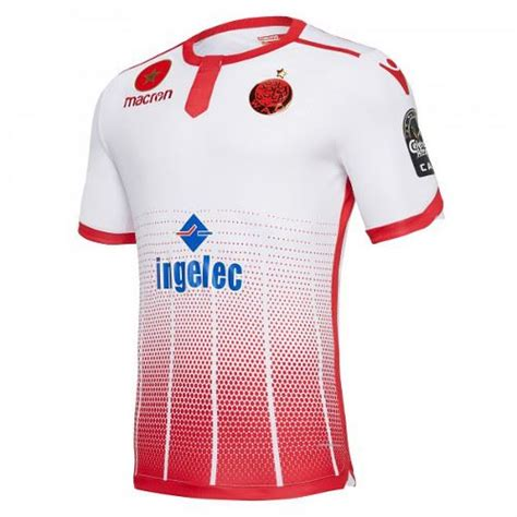 Wydad Athletic Club Anniversaire maillot 2017- - Maillots