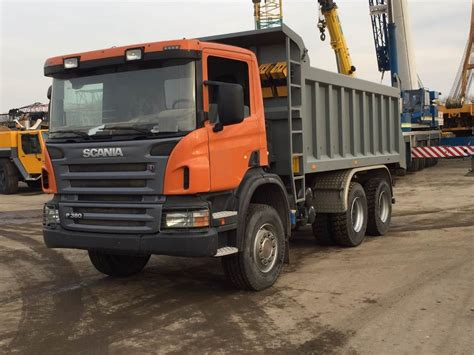 Scania P380, 2016, vierpolders, Pays-Bas - d'occasion