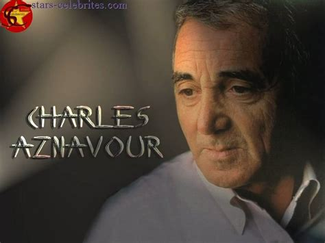 Charles Aznavour - Yesterday When I Was Young ( Hier