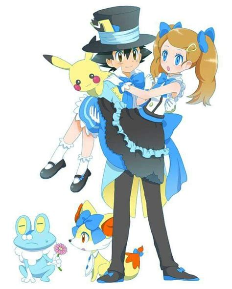 962 best images about Amourshipping!!! on Pinterest   So