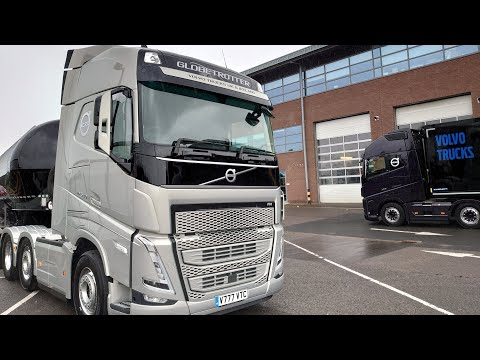 Slideshow Of The New Volvo FH - FH13 & FH16 - YouTube