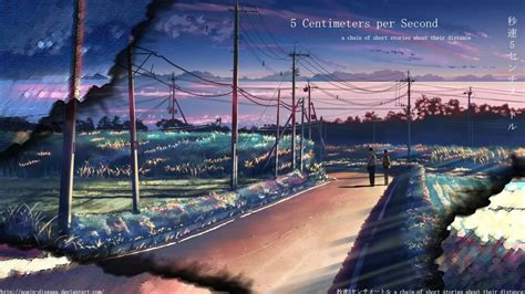 5 Centimeters Per Second (2007) - Where to Watch It