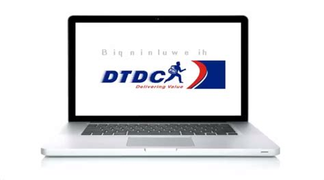 Dtdc courier tracking number example