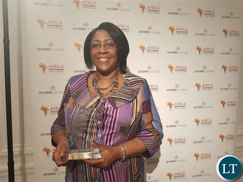 Zambia : Zambia wins award of best state strategy in