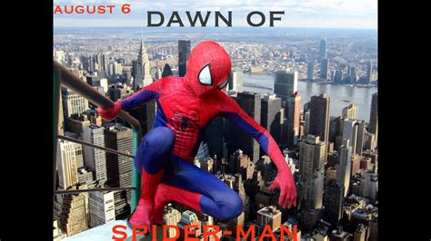 Dawn of Spider-Man Official Trailer (film out now!) - YouTube