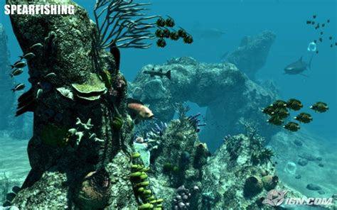 Spearfishing Screenshots, Pictures, Wallpapers - Xbox 360