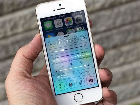 iOS 8 wants: Customizable Control Center | iMore