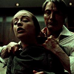 HANNIBAL GIF COMPILATION :D For Emmy by Likielida on