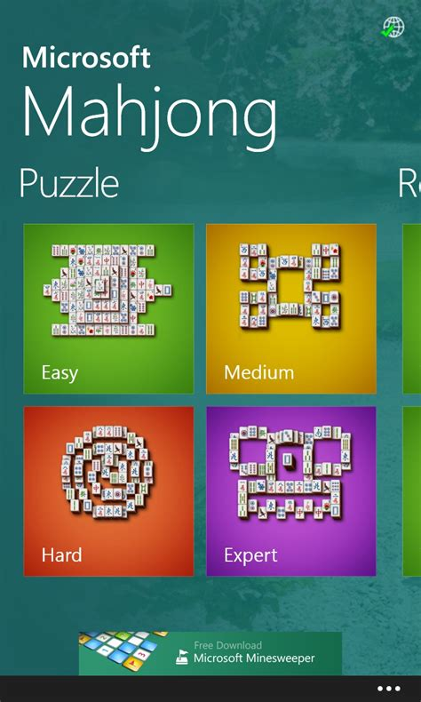 Microsoft Mahjong (Xbox Live) review - All About Windows Phone