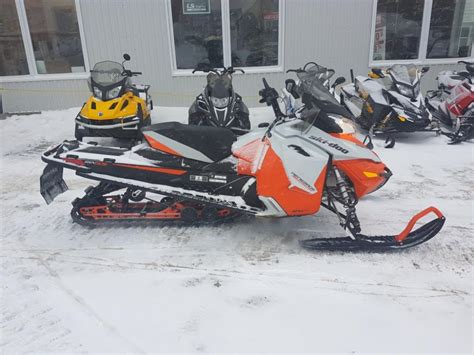 2015 brp renegade backcountry 800 r e-tech - Annonce classée