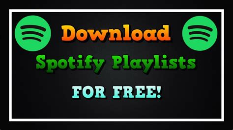 How to download Spotify playlists/songs for FREE! 2018