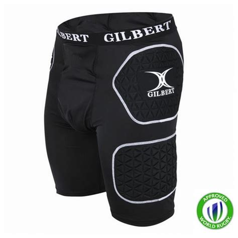 Cuissard rugby Protection Gilbert adulte