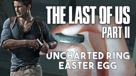 The Last of Us 2 - Uncharted 'Sic Parvis Magna' Ring
