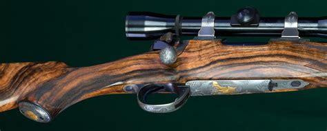 Historical Gallery of Fine Contemporary Magazine Rifles