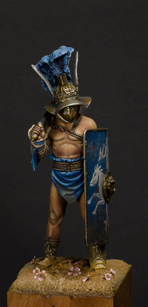 Murmillo Gladiator by Andreas -Feanor- Pettau · Putty&Paint