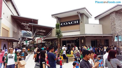Genting Highlands Premium Outlets is Having a Great Sale
