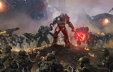 Halo Wars 2 devs goes over storyline, returning characters