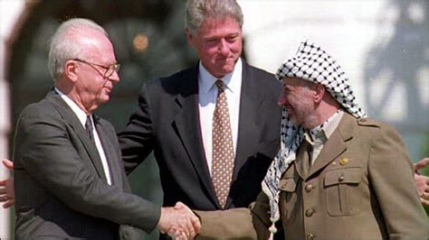 BBC NEWS | Middle East | 1993 Oslo agreement