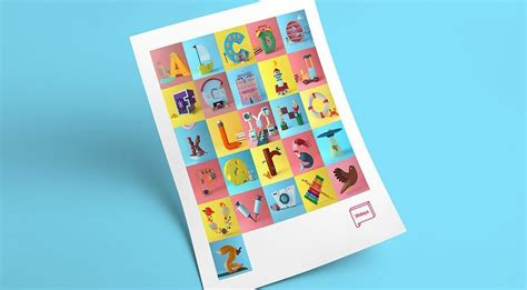 36 Days of Type project leads to adorable 3D typography