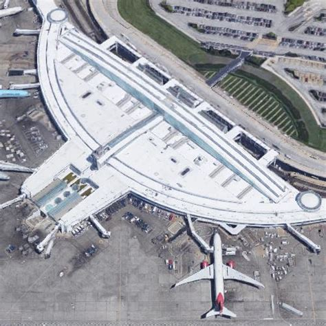 'O'Hare Airport Terminal 5' by Perkins and Will in Chicago