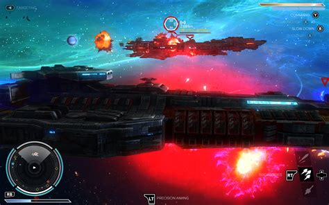 Watch How You'll Command a Capital Ship in New Game From