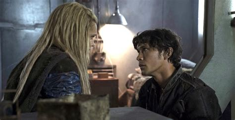 The 100 poll: Is Bellamy in love with Clarke?